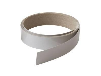 Кромочная лента HPL шифон серый глянец, A.3283 4200*44 мм, термоклеев Изображение 2
