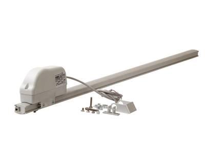 Электропривод реечный Giesse дымоудаления LC Fire 100, 24 В, анодированный 01532020 Изображение