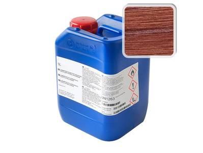 Концентрат красителя коричневый с рустикальным эффектом (паста) LIGNUM 7941, 5л Изображение