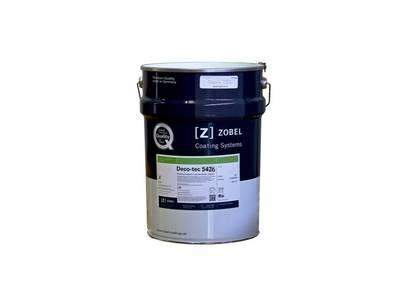 Фасадный атмосферо-устойчивый лак c защитой от синевы ZOBEL Deco-tec 5426 (БАЗА) Изображение