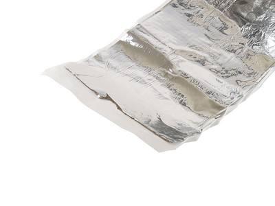 Лента пароизоляционная, внутренняя металлизированная, под подоконник, Bauset MR 200мм (12м) Изображение 2