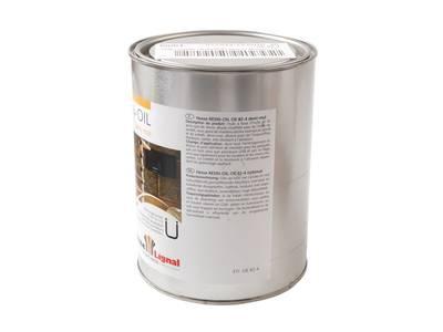 Масло для паркета Hesse шелковисто-матовый 1л,  OE 82-4 Изображение 2