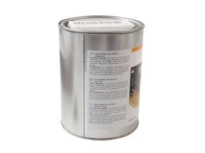 Масло для паркета Hesse шелковисто-матовый 1л,  OE 82-4 Изображение 3