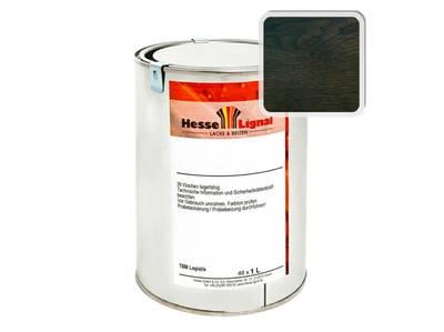 Масло пигментированное Hesse OB 252-768, темно-серый, 1л Изображение