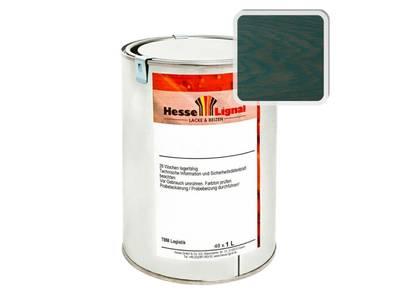Масло пигментированное Hesse OB 252-776, шиферно-серый, 1л Изображение