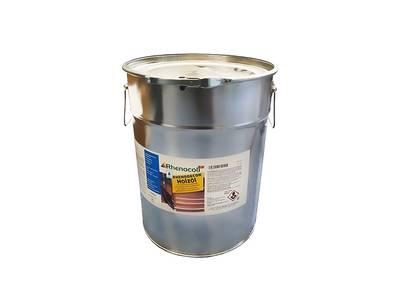 Масло защитное Rhenodecor Holzoil для древесины 20л белое Изображение
