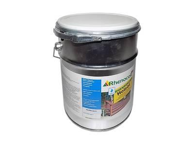 Масло защитное Rhenodecor Holzoil для древесины 5л орех Изображение 3