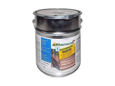 Масло защитное Rhenodecor Holzoil для древесины 5л палисандр Изображение 2