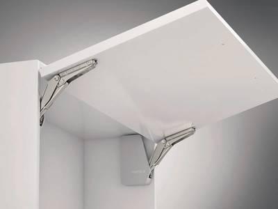 Механизм Free flap 1.7 Правый (модель B),  250-400 / 2,9-3,6 кг Изображение 5