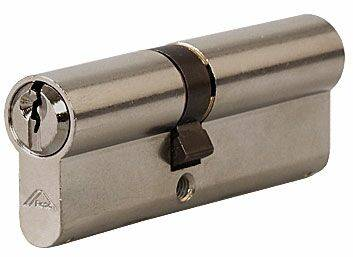 Цилиндр 40/50 никелированный Изображение