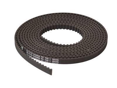 Набор для 1501 мм <=LW<=2000 мм: резиновая прокладка трека, щетка для зоны прохода, зубчатый ремень  8020084 Изображение 2