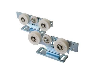 Набор для 1-створчатой двери без электромеханического замка 4010231 Изображение 2