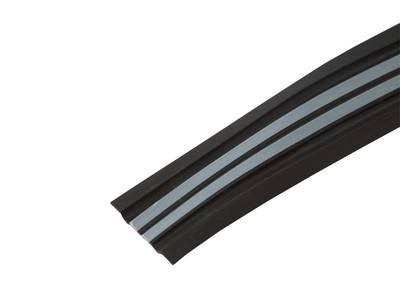 Набор для LW<=1500 мм: резиновая прокладка трека, щетка для зоны прохода, зубчатый ремень  8020083 Изображение 2