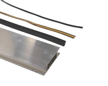 Набор импоста FLEX 120 мм для LW 2000 мм 8020092 Изображение 3