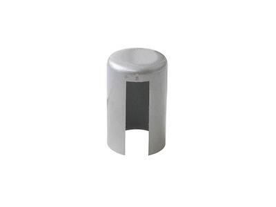 Накладка декоративная для врезных петель SIMONSWERK (2 внешних и 1 внутренняя накладка  в комплекте), пластик, цвет хром матовый Изображение 2