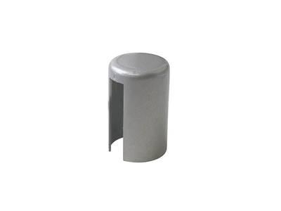 Накладка декоративная для врезных петель SIMONSWERK (2 внешних и 1 внутренняя накладка  в комплекте), пластик, цвет хром матовый Изображение 4