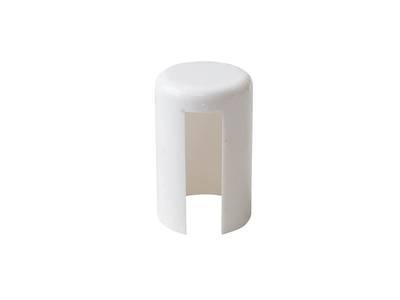 Накладка декоративная для врезных петель SIMONSWERK, пластик, цвет белый Изображение 3