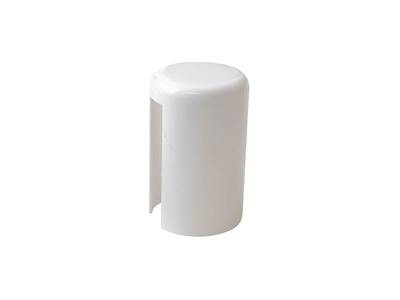 Накладка декоративная для врезных петель SIMONSWERK, пластик, цвет белый Изображение 4
