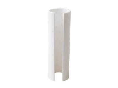 Накладка декоративная для врезных петель SIMONSWERK, пластик, цвет белый Изображение 5