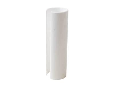 Накладка декоративная для врезных петель SIMONSWERK, пластик, цвет белый Изображение 6