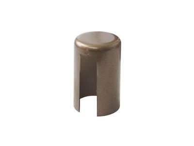 Накладка декоративная для врезных петель SIMONSWERK, пластик, цвет бронзовый Изображение 4