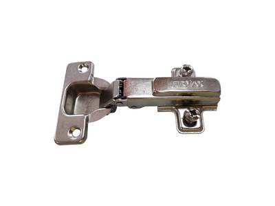 Накладка декоративная для петли Firmax на плечо петли, сталь, никель Изображение 3