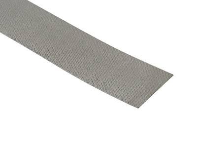 Термоклеевая торцевая накладка на подоконник Werzalit Exclusiv (610х36 мм, металлик) Изображение