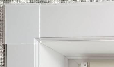 Наличник оконный Qunell N-75мм, белый 6,0 м Изображение 3