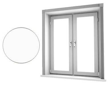 Наличник оконный Qunell N-75мм, белый 6,0 м Изображение 2