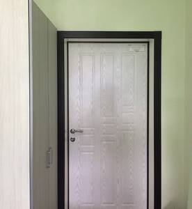 Наличник дверной QUNELL (75 мм, темный дуб) [РАСПИЛ В РАЗМЕР] Изображение 2