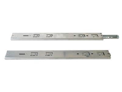 Шариковые направляющие полного выдвижения Firmax Push-to-Open, H=45 мм, L=450 мм Изображение 2