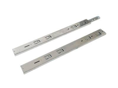 Шариковые направляющие полного выдвижения Firmax Push-to-Open, H=45 мм, L=450 мм Изображение 3