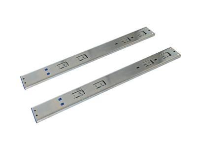 Шариковые направляющие полного выдвижения Firmax Soft-Close 1 пружина, H=45 мм, L=450 мм Изображение 3