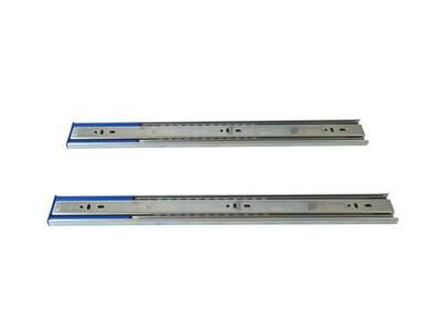 Шариковые направляющие полного выдвижения Firmax Soft-Close 1 пружина, H=45 мм, L=450 мм Изображение 4