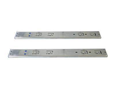 Шариковые направляющие полного выдвижения Firmax Soft-Close 1 пружина, H=45 мм, L=550 мм Изображение 2