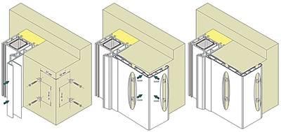 Наружный откос угловой Exter (90х180х9 мм, L=6 м, золотой дуб) Изображение 3