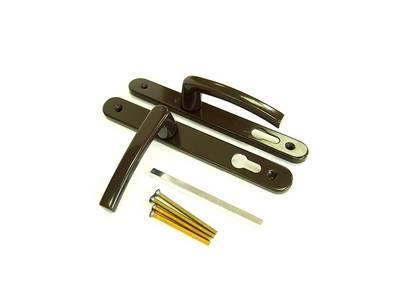 Нажимной гарнитур Roto (245/30/92/8 мм, коричневый) Изображение