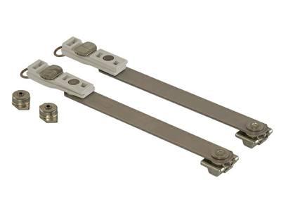 Ножницы фрамужные 150 мм RALLENTY, 2 штуки + 2 крепления, 02041000K Изображение