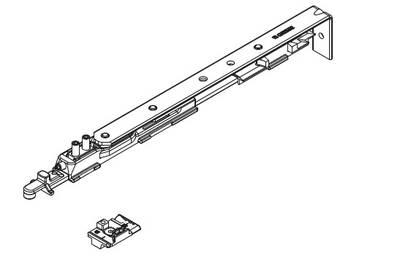 Ножницы поворотно-откидные №1 Classic 80 кг с микровентиляцией Изображение 2