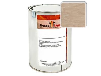 Масло для паркета Hesse белый 1л,  OB 83-700 Изображение