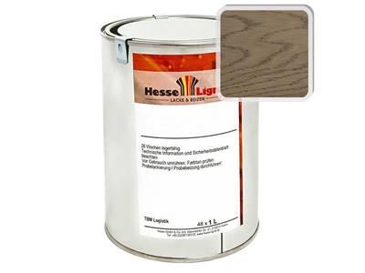 Масло для паркета Hesse дуб серый 1л,  OB 83-703 Изображение
