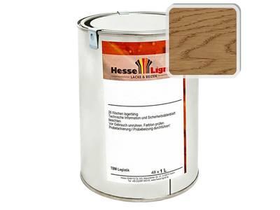 Масло для паркета Hesse орех 1л,  OB 83-803 Изображение