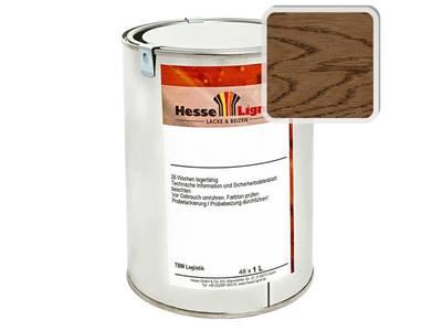 Масло для паркета Hesse орех темный 1л, OB 83-804 Изображение