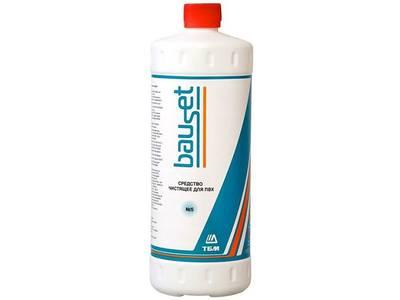 Очиститель-полироль для ПВХ Bauset №5, BR-5, 1л Изображение