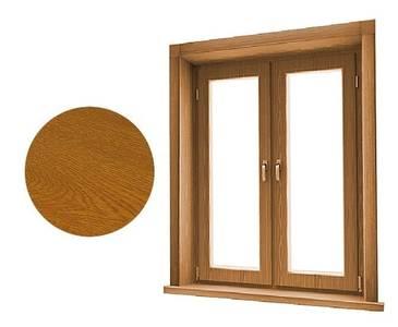 Откос дверной Qunell 200мм золотой дуб (Renolit 2178-001) 6,0 м Изображение 2