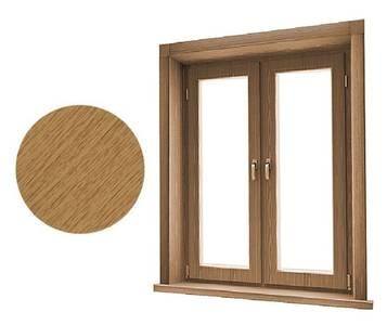 Откос дверной Qunell 300мм натуральный дуб (Renolit 3118-076) 6,0 м Изображение 2