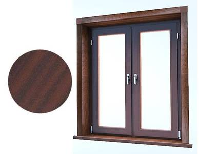 Откос дверной Qunell 400мм махагон (Renolit 2097-013) Изображение 2