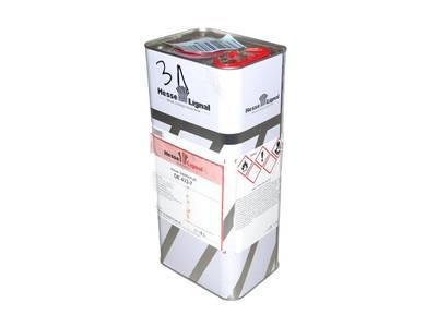 Лак полиуретановый для лестниц , паркета Hesse DE 433-7 шелковисто-глянцевый 5л Изображение 2