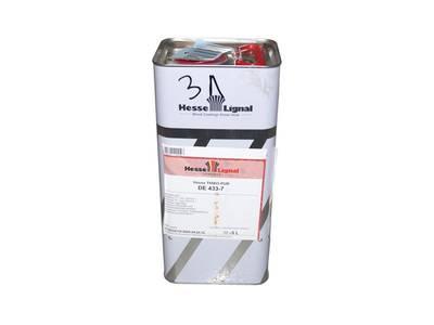 Лак полиуретановый для лестниц , паркета Hesse DE 433-7 шелковисто-глянцевый 5л Изображение 3