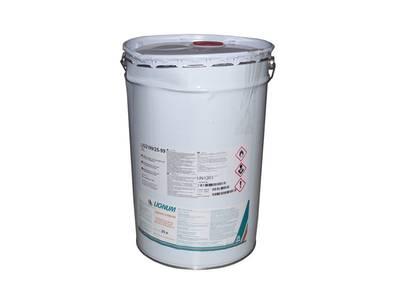 Лак полиуретановый LIGNUM 2199-99 бесцветный высоко-глянцевый 25л Изображение